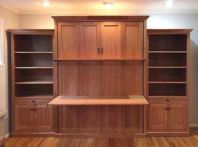 Murphy Bed Desks Murphy Beds Lancaster Handcraft Llc