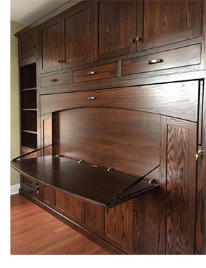 Murphy Bed Desks Dropdown Desk 300x39