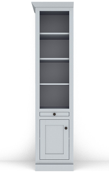 Murphy Bed Side Cabinet Collection 120M 18""
