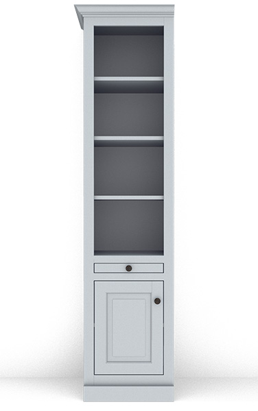 Murphy Bed Side Cabinet Collection 120T 18""