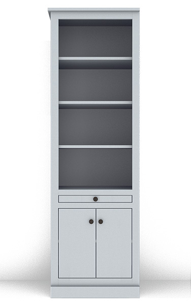 Murphy Bed Side Cabinet Collection 121Cv3 24""