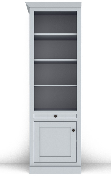 Murphy Bed Side Cabinet Collection 121M 24""