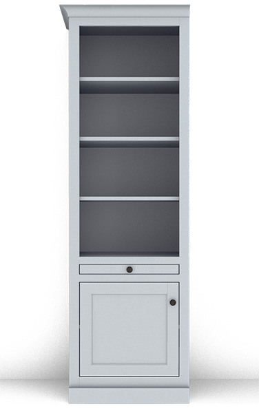 Murphy Bed Side Cabinet Collection 121S 24""