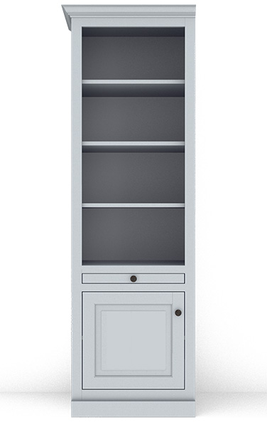Murphy Bed Side Cabinet Collection 121T 24""