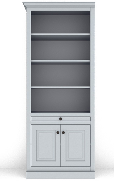 Murphy Bed Side Cabinet Collection 122 Traditional 32""