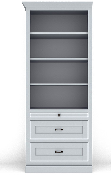 Murphy Bed Side Cabinet Collection 125M 32""