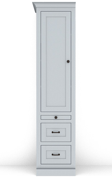Murphy Bed Side Cabinet Collection 126S 18""