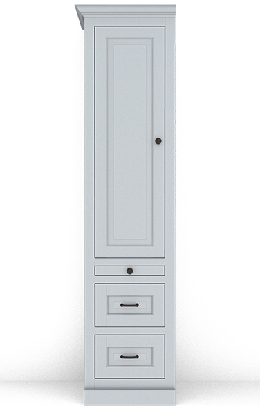 """Murphy Bed Side Cabinet Collection 126T 18"""""""