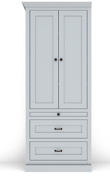 Murphy Bed Side Cabinet Collection 128M 32""