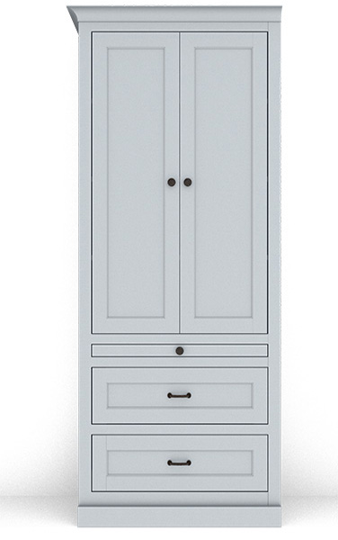 Murphy Bed Side Cabinet Collection 128S 32""