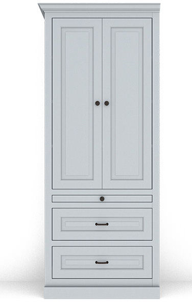 """Murphy Bed Side Cabinet Collection 128T 32"""""""