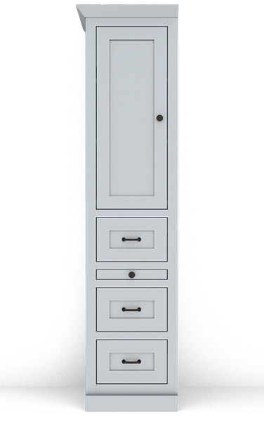 Murphy Bed Side Cabinet Collection 129M 18""