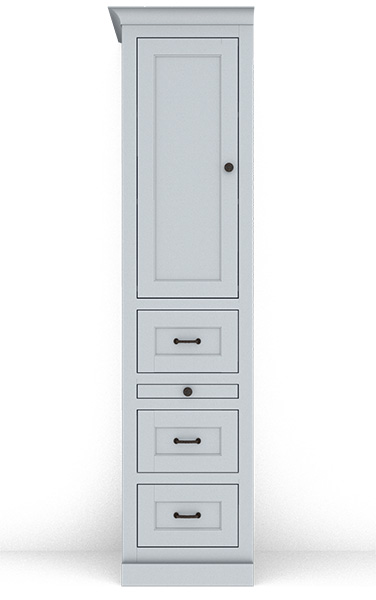 Murphy Bed Side Cabinet Collection 129S 18""