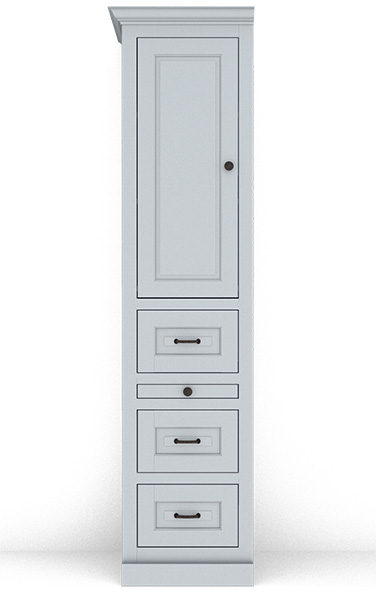 Murphy Bed Side Cabinet Collection 129T 18""