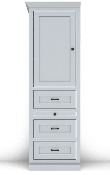Murphy Bed Side Cabinet Collection 130M 2