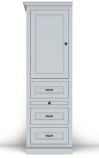 Murphy Bed Side Cabinet Collection 130T 24""