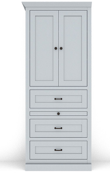 Murphy Bed Side Cabinet Collection 131M 32""