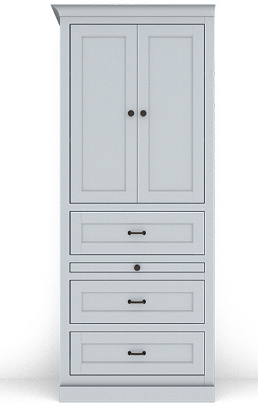 Murphy Bed Side Cabinet Collection 131S 32""