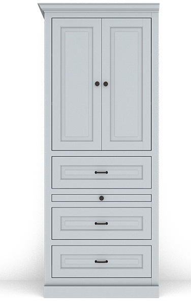Murphy Bed Side Cabinet Collection 131T 32""