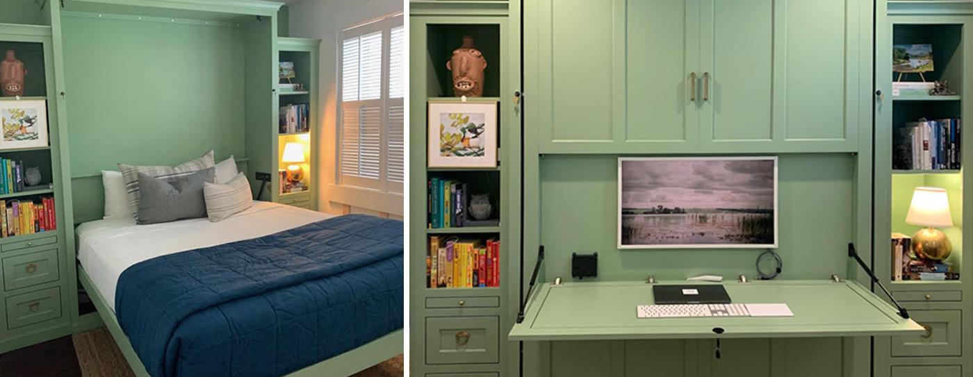 dropdown desk slider alexandria va Define your space.