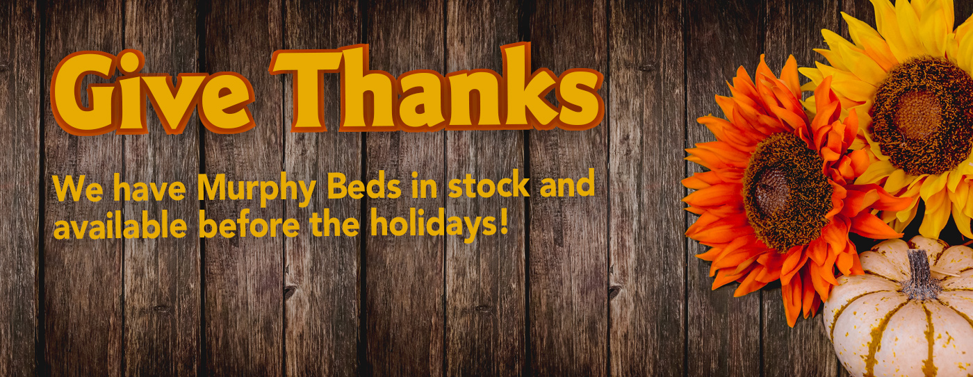 give thanks beds in stock