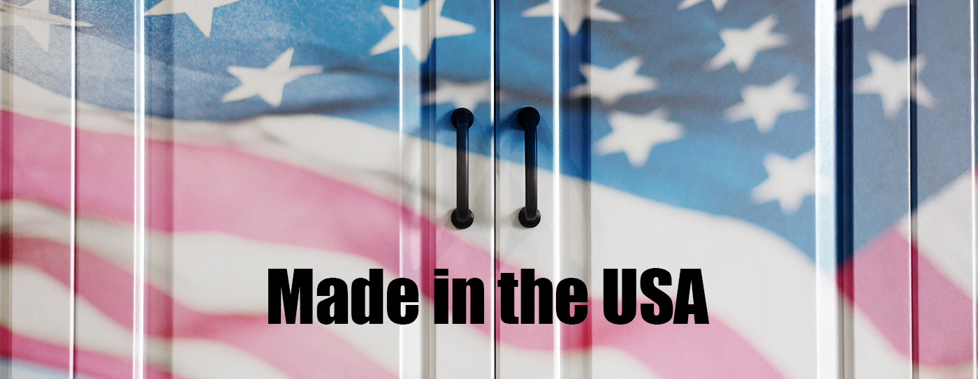 made in the usa slider