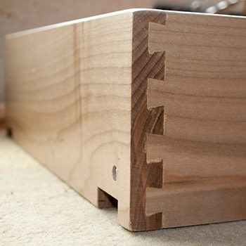 quality dovetail 2.  Construction