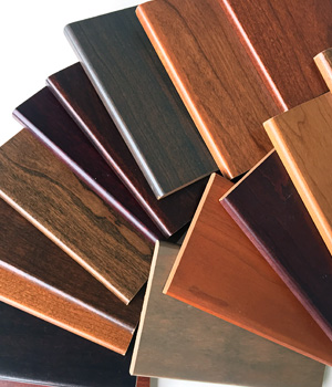 stain paint options Stain and Paint Finishes